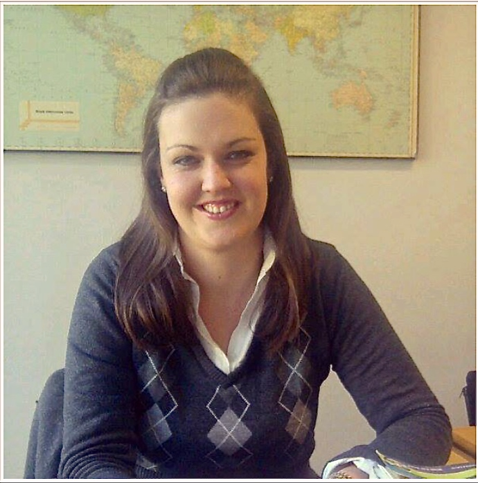 Nicola Bierman-English teacher at Bespeaking