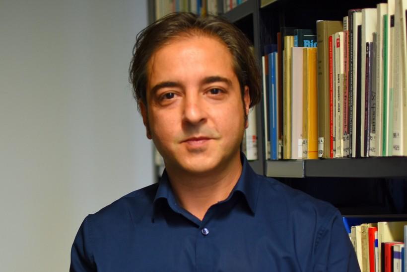 Picture of Italian teacher Luca